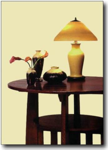 Berman Gallery Stickley Furniture, Mission Oak Furniture, American Art Pottery, Arts & Crafts